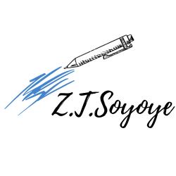 Z.T. Soyoye YA Fantasy Mystery book author logo