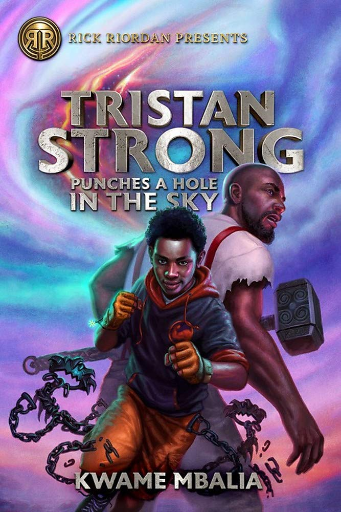 tristan strong (read 2021)